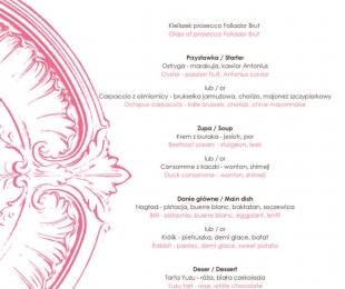 STREFA MIŁOŚCI - kolacja Walentynkowa w STREFIE