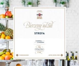 FINE DINING WEEK W RESTAURACJI STREFA